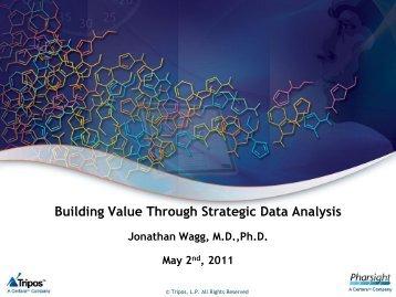 Building Value Through Strategic Data Analysis - Pharsight