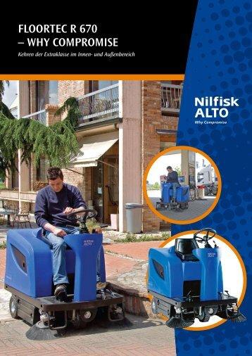 FLOORTEC R 670 – WHY COMPROMISE - Tisztitastechnologia.hu