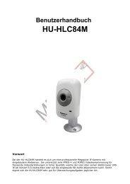 HU-HLC84M - Merk Sicherheitstechnik