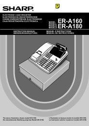 ER-A160 ER-A180