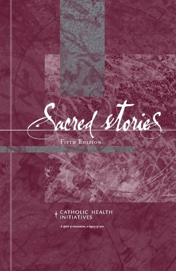 FIFTH EDITION - Catholic Health Initiatives