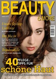 Unsere Styling- Lieblinge Der Blazer ... - Beauty and More TV