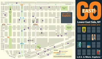 Go East - Lower East Side Business Improvement District
