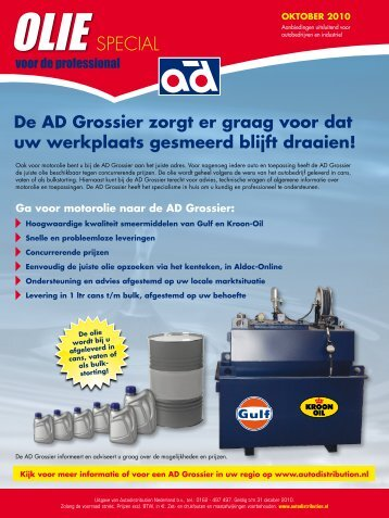 SPECIAL - Auto Distribution Benelux