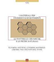 i materiali per pavimenti e rivestimenti le piastrelle ceramiche e