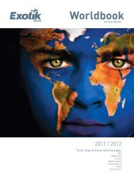 WorldBook PDF - Exotik Tours
