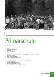 Mittagstisch - Primarschule Henggart