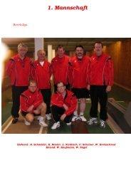 Meisterschaft Saison 2008 / 2009 - ksv-bischofsheim