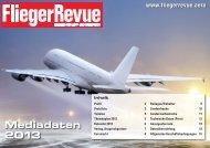 Mediadaten 2013 - Fliegerrevue
