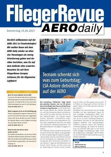 PDF Ausgabe DOWNLOAD - Fliegerrevue
