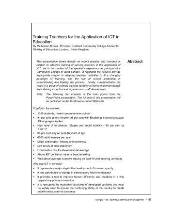 Application Letter Ict Teacher Essayist Provider