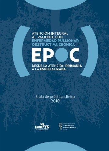 Atención integral al paciente con EPOC - GuíaSalud