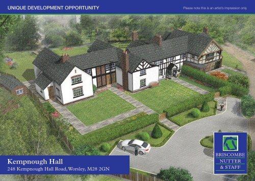 Kempnough Hall - Peel