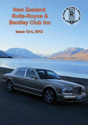 April 2012 Newsletter - KDA132