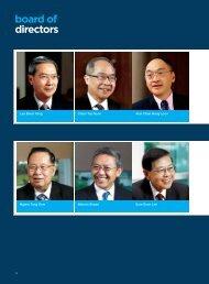 Board of Directors (p18) - Singapore Press Holdings