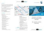 Ursachen und Folgen des demographischen Wandels 25. und 26 ...