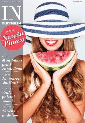 Nataša Pinoza - Žurnal24