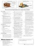 Hacker Sound Mat II - Hacker Industries Inc. - Page 2