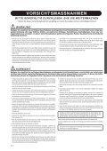 Owner's Manual Bedienungsanleitung Mode d'emploi ... - Yamaha - Seite 3
