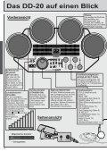 Owner's Manual Bedienungsanleitung Mode d'emploi ... - Yamaha - Seite 6
