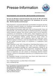 Presseinfo Koppelmann 21.03.13 - Maritime Landschaft Unterelbe
