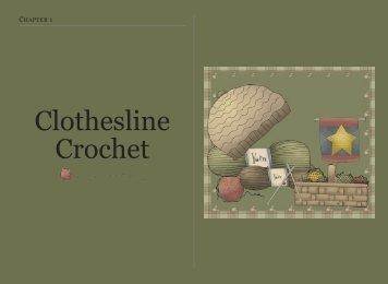 CHAPTER 1 - Priscilla's Crochet