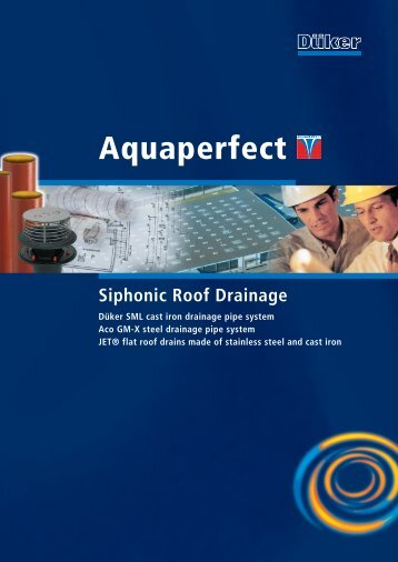 Siphonic Roof Drainage - Cee-Environmental