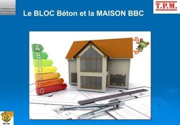Le BLOC Béton - Perin & Cie