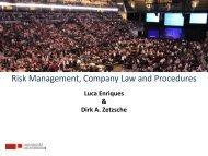 company law?