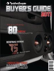 Buyer_Guide_Final _Printer.indd - Rockford Fosgate