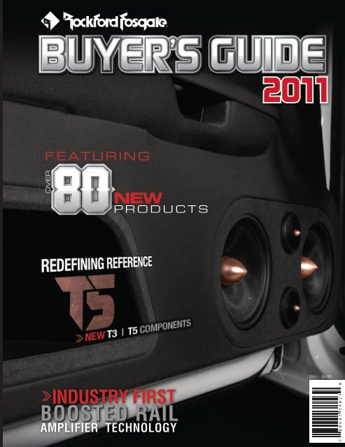 Rockford Fosgate Boosted Rail Micro Amplifiers Manual Guide