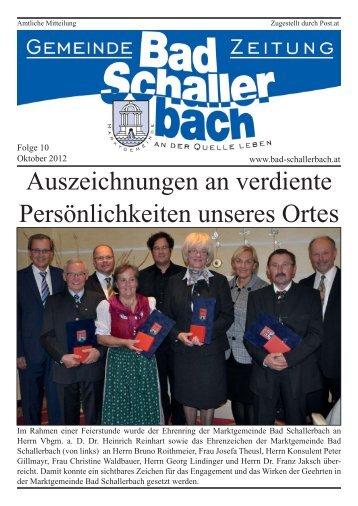 Folge 10.indd - Gemeinde Bad Schallerbach