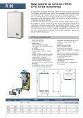 Fali és álló kivitelÛ ipari kondenzációs gázkazánok - Rendamax - Page 4