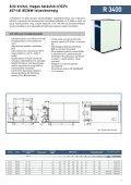 Fali és álló kivitelÛ ipari kondenzációs gázkazánok - Rendamax - Page 7