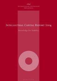 Intellectual Capital Report 2004