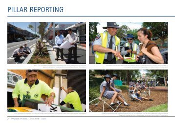 Pillar Reporting 2009/10 - Parramatta City Council