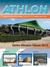 Athlon n. 9/10 2012 - Fijlkam