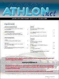 Athlon Net novembre 2009 - Fijlkam