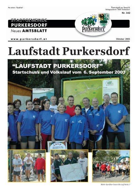 Seniorenbund Pressbaum Tullnerbach - Thema auf