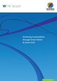 Achieving Sustainability through Smart Meter & Smart Grid