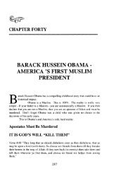 chapter forty barack hussein obama