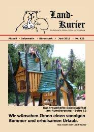 Wir wünschen Ihnen einen sonnigen Sommer und ... - CDU Kladow