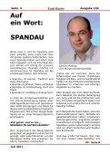 Wir wünschen Ihnen einen sonnigen Sommer und ... - CDU Kladow - Seite 6