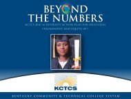 Kentucky Community and Technical College Diversity Plan