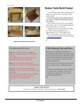 THE SAWDUST - Charlotte Woodworkers - Page 2