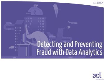 e-Book: Detecting and Preventing Fraud with Data Analytics - Acl.com