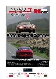 +DP TAO 2012 FR - Tour Auto