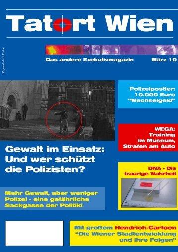PDF öffnen - Polizei