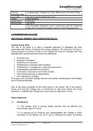 Anti Fraud, Bribery and Corruption Policy - College Documents ...