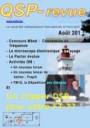 Août 2011 - Retour ACCUEIL